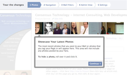 learn what's new in the facebook pages upgrade for photos